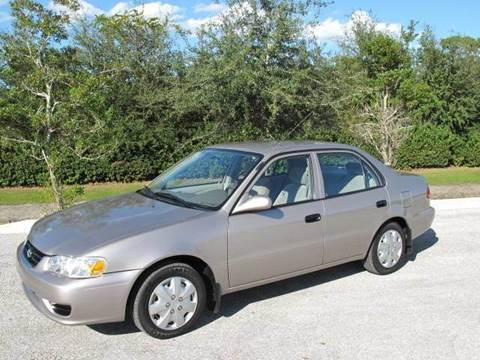 2002 Toyota Corolla for sale at Auto Marques Inc in Sarasota FL