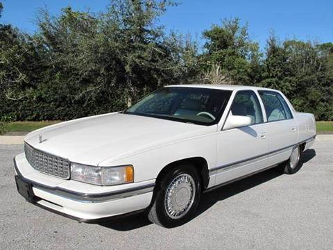 1996 Cadillac DeVille for sale at Auto Marques Inc in Sarasota FL