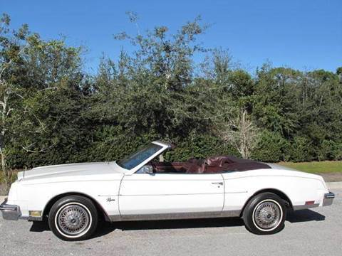 1983 Buick Riviera for sale at Auto Marques Inc in Sarasota FL