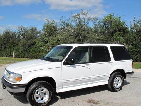 1997 Ford Explorer for sale at Auto Marques Inc in Sarasota FL
