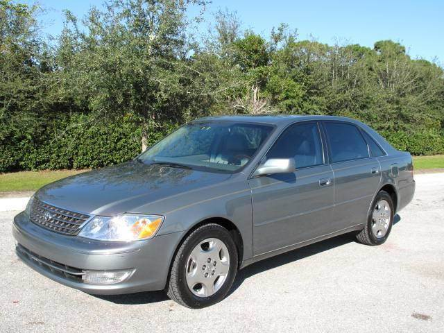 2004 Toyota Avalon for sale at Auto Marques Inc in Sarasota FL