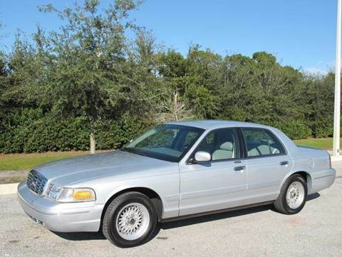 2002 Ford Crown Victoria for sale at Auto Marques Inc in Sarasota FL