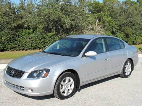 2006 Nissan Altima for sale at Auto Marques Inc in Sarasota FL