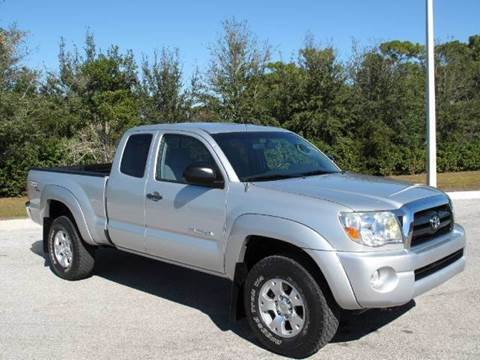 2007 Toyota Tacoma for sale at Auto Marques Inc in Sarasota FL