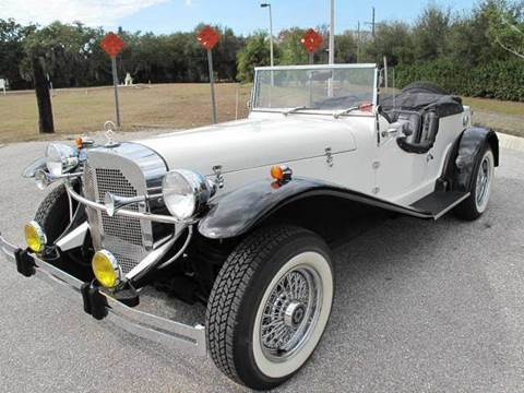 1927 Mercedes-Benz S-Class for sale at Auto Marques Inc in Sarasota FL