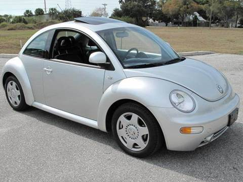 2000 Volkswagen New Beetle for sale at Auto Marques Inc in Sarasota FL