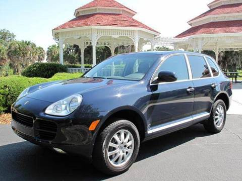 2006 Porsche Cayenne for sale at Auto Marques Inc in Sarasota FL