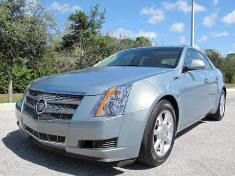 2008 Cadillac CTS for sale at Auto Marques Inc in Sarasota FL