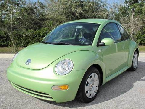 2003 Volkswagen New Beetle for sale at Auto Marques Inc in Sarasota FL