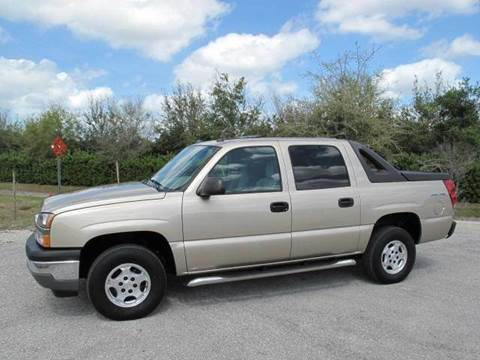 2005 Chevrolet Avalanche for sale at Auto Marques Inc in Sarasota FL
