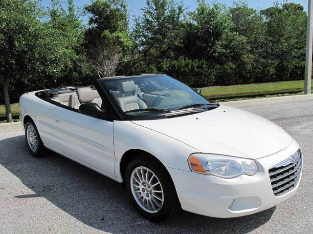2006 Chrysler Sebring for sale at Auto Marques Inc in Sarasota FL
