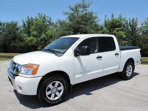 2008 Nissan Titan for sale at Auto Marques Inc in Sarasota FL