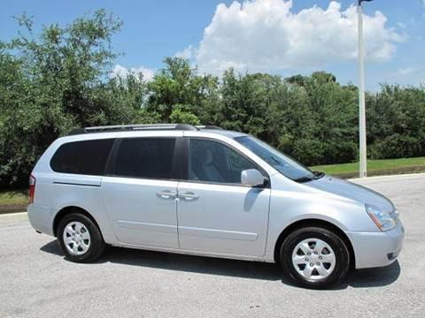 2009 Kia Sedona for sale at Auto Marques Inc in Sarasota FL