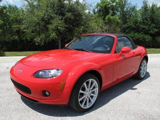2008 Mazda MX-5 Miata for sale at Auto Marques Inc in Sarasota FL