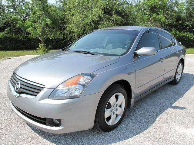 2007 Nissan Altima for sale at Auto Marques Inc in Sarasota FL