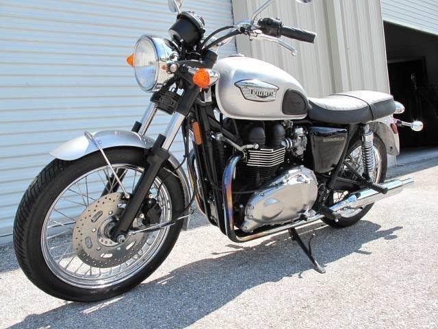 2007 Triumph Bonneville for sale at Auto Marques Inc in Sarasota FL