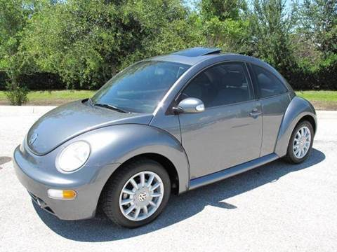 2005 Volkswagen New Beetle for sale at Auto Marques Inc in Sarasota FL