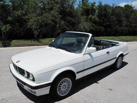 1993 BMW 3 Series for sale at Auto Marques Inc in Sarasota FL