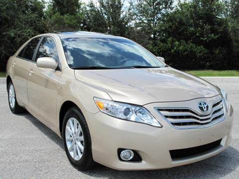 2010 Toyota Camry for sale at Auto Marques Inc in Sarasota FL