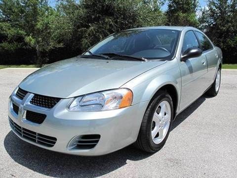 2005 Dodge Stratus for sale at Auto Marques Inc in Sarasota FL
