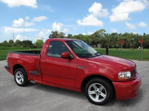 2004 Ford F-150 SVT Lightning for sale at Auto Marques Inc in Sarasota FL