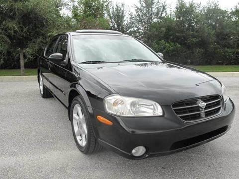 2001 Nissan Maxima for sale at Auto Marques Inc in Sarasota FL