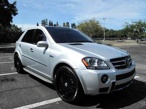 2007 Mercedes-Benz M-Class for sale at Auto Marques Inc in Sarasota FL