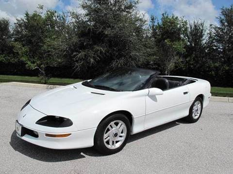 1995 Chevrolet Camaro for sale at Auto Marques Inc in Sarasota FL