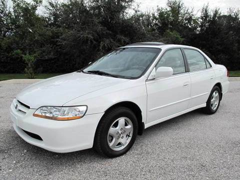 2000 Honda Accord for sale at Auto Marques Inc in Sarasota FL