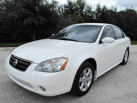 2003 Nissan Altima for sale at Auto Marques Inc in Sarasota FL