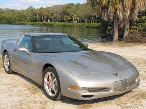 2001 Chevrolet Corvette for sale at Auto Marques Inc in Sarasota FL