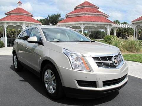 2010 Cadillac SRX for sale at Auto Marques Inc in Sarasota FL