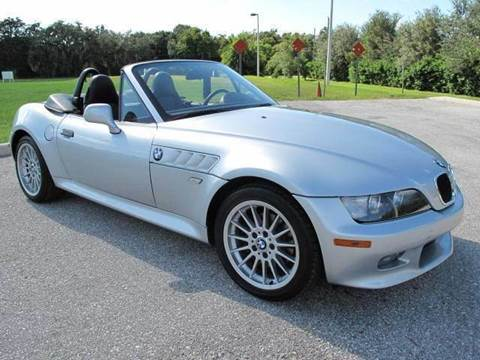 2001 BMW Z3 for sale at Auto Marques Inc in Sarasota FL