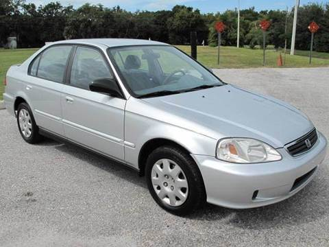1999 Honda Civic for sale at Auto Marques Inc in Sarasota FL