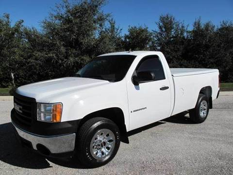 2007 GMC Sierra 1500 for sale at Auto Marques Inc in Sarasota FL