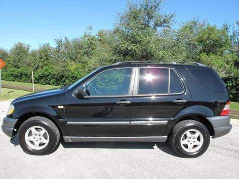 1999 Mercedes-Benz M-Class for sale at Auto Marques Inc in Sarasota FL