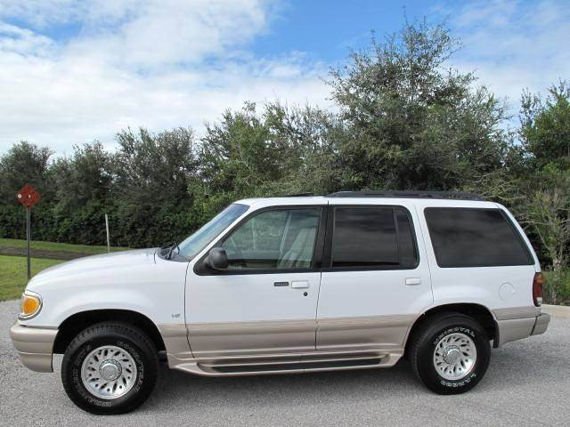 1999 Mercury Mountaineer for sale at Auto Marques Inc in Sarasota FL
