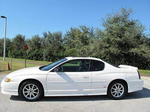 2003 Chevrolet Monte Carlo for sale at Auto Marques Inc in Sarasota FL