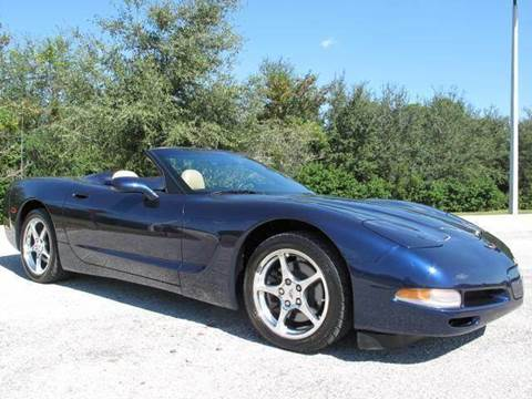 2000 Chevrolet Corvette for sale at Auto Marques Inc in Sarasota FL