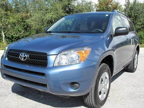 2007 Toyota RAV4 for sale at Auto Marques Inc in Sarasota FL