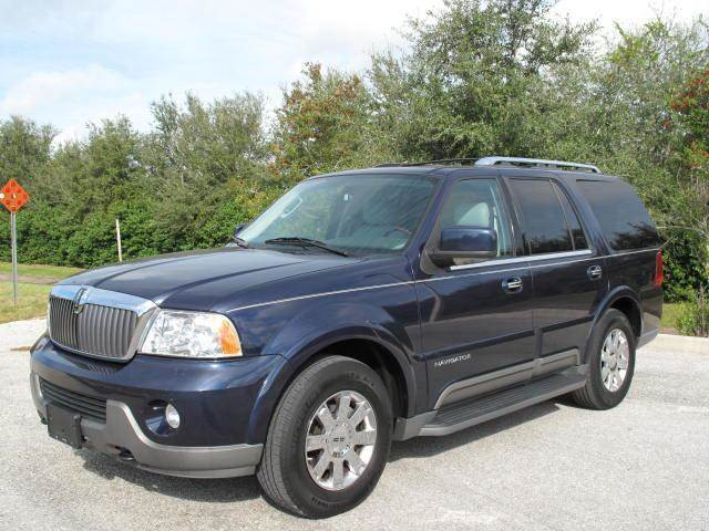 2004 Lincoln Navigator for sale at Auto Marques Inc in Sarasota FL