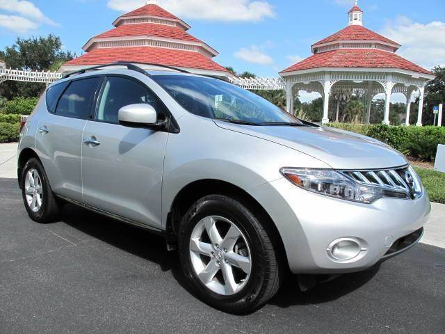 2009 Nissan Murano for sale at Auto Marques Inc in Sarasota FL