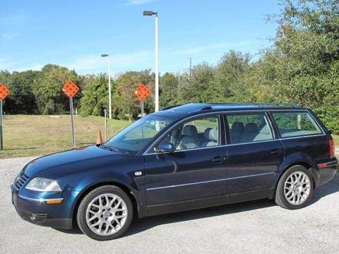 2004 Volkswagen Passat for sale at Auto Marques Inc in Sarasota FL