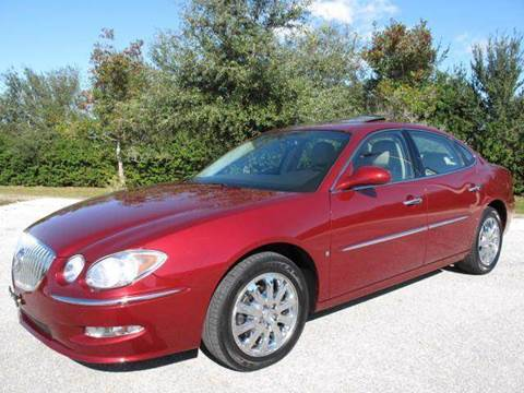 2008 Buick LaCrosse for sale at Auto Marques Inc in Sarasota FL