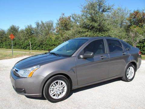 2009 Ford Focus for sale at Auto Marques Inc in Sarasota FL