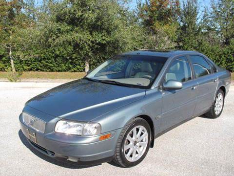 2002 Volvo S80 for sale at Auto Marques Inc in Sarasota FL