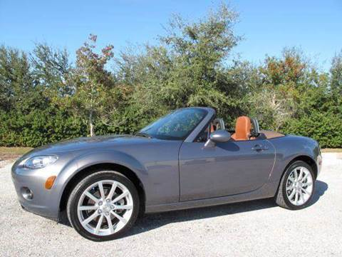 2006 Mazda MX-5 Miata for sale at Auto Marques Inc in Sarasota FL