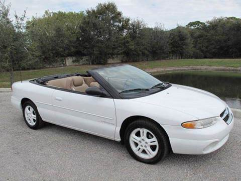 1997 Chrysler Sebring for sale at Auto Marques Inc in Sarasota FL