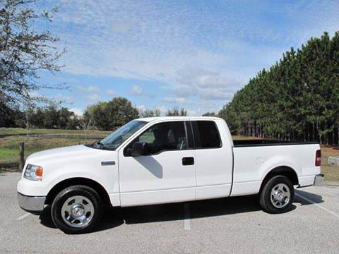 2005 Ford F-150 for sale at Auto Marques Inc in Sarasota FL