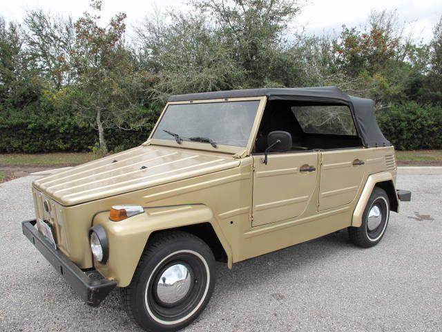 1973 Volkswagen Thing for sale at Auto Marques Inc in Sarasota FL